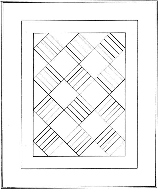Coloring Books For Quilters : A to Z Kids Stuff Quilt Color Page
