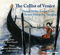 The Cellist Of Venice CD