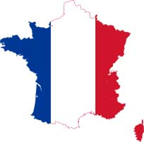 Map Of France Facts.A To Z Kids Stuff France Facts For Children