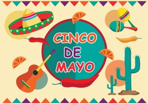 cinco de mayo ideas and activities for kids, preschoolers