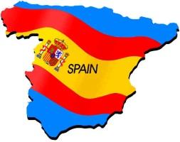 Kids Map Of Spain.A To Z Kids Stuff Spain