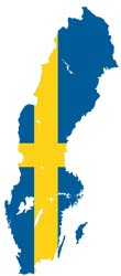 Sweden Facts For Children A To Z Kids Stuff - Sweden map facts