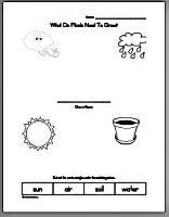a to z kids stuff preschool kindergarten garden theme. Black Bedroom Furniture Sets. Home Design Ideas