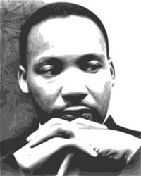 A To Z Kids Stuff Martin Luther King Jr Day