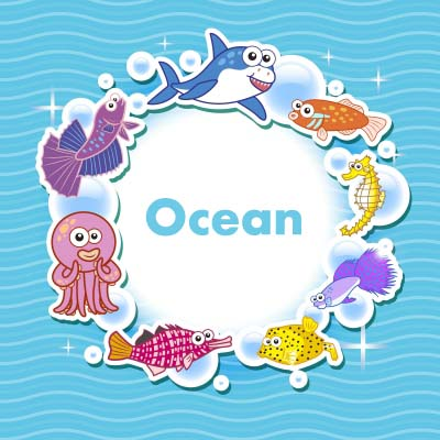 ocean theme young children