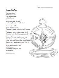 Compass Craft For Preschoolers