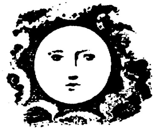 man in the moon clipart - photo #26