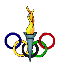 Olympic torch rings