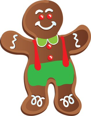 photo about Gingerbread Printable identified as A in direction of Z Little ones Things Gingerbread Person Concept