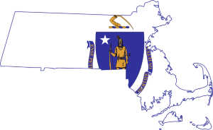 A to z kids stuff massachusetts facts for children for Massachusetts state seal coloring page
