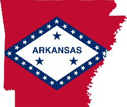 Arkansas facts for children a to z kids stuff for Arkansas state flag coloring page