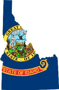 Idaho State Symbols Information Sheet And Color Pages Pdf