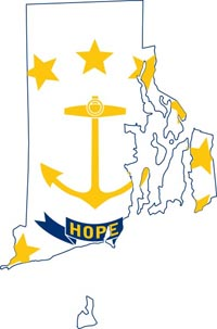 Rhode Island State Flag Meaning