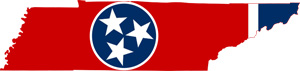 Tennessee facts for children a to z kids stuff for Tennessee state flag coloring page