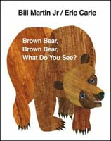 Brown Bear, Brown Bear,What Do You See? Activities